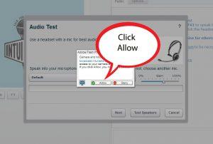 settings allow
