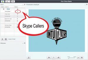 skype caller