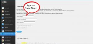 studioshow name